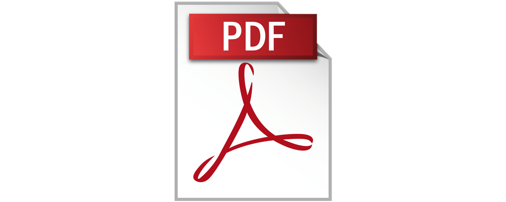 What is a PDF?