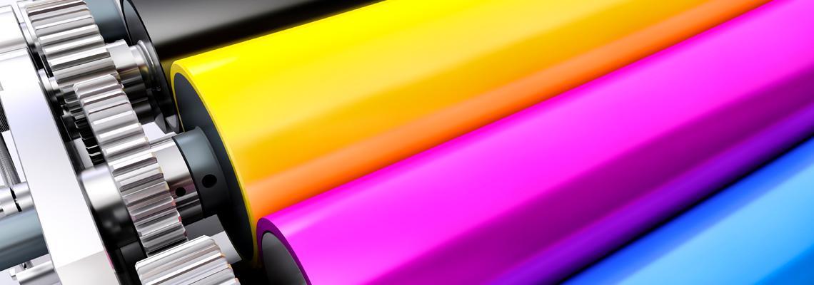 Full Color Printing at Carter Printing