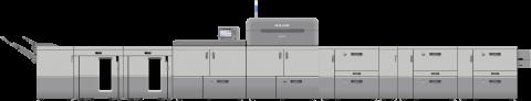 Ricoh C9110 Carter Printing Digital Press