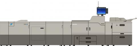 Ricoh Pro C7210X at Carter Printing