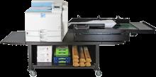 Color Envelope Printing at Carter Printing